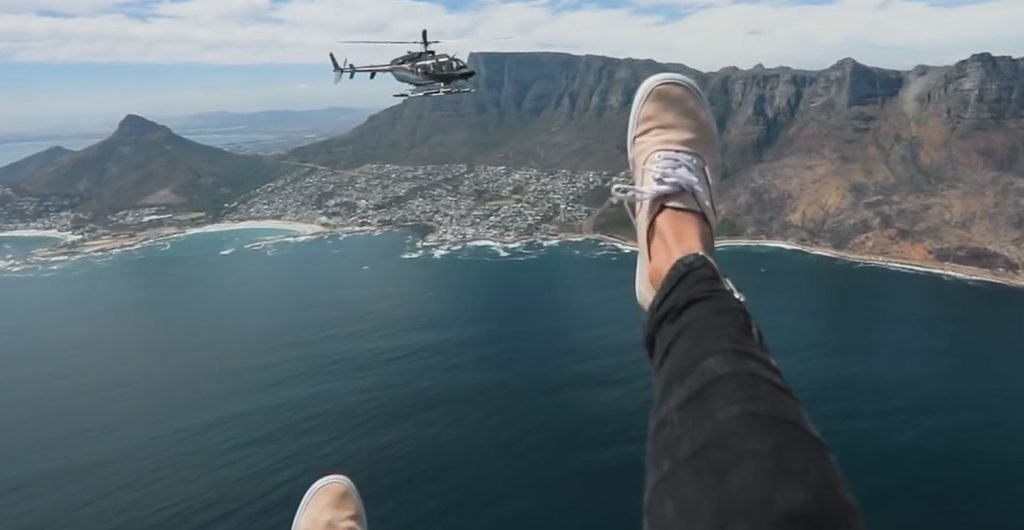 Bryn North, Living The Cape Town Adventure