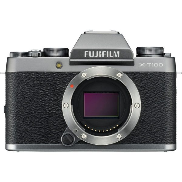 The Fujifilm X series is known for their lightweight, stylish and interchangeable lens cameras; their latest addition to the X series, the Fujifilm X-T100 looks to be no exception.