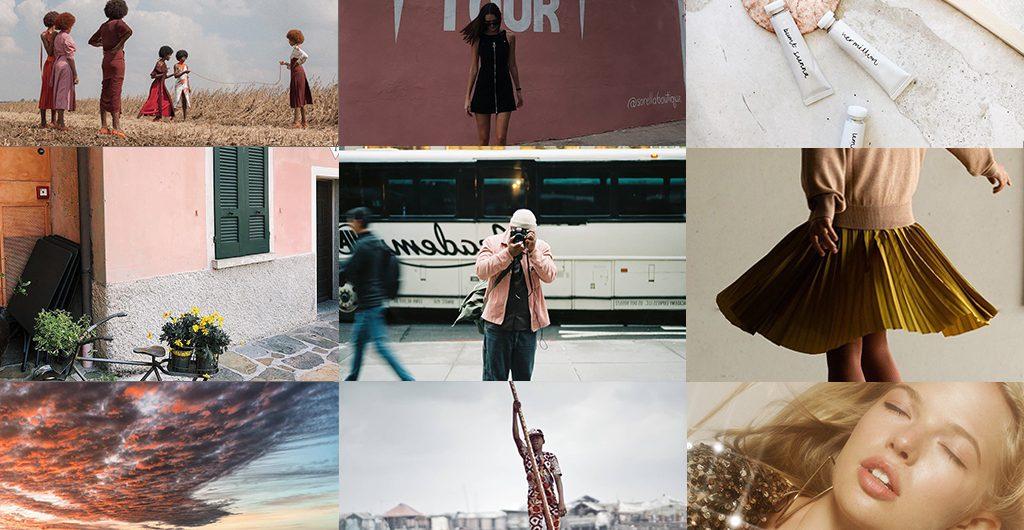 Top 9 Instagrammers: June
