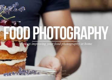 Sean Tucker's back and this time he's giving us tips and tricks on improving your food photography at home, without having to rush out and buy any fancy equipment.