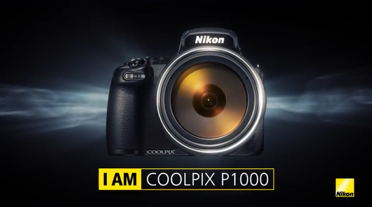 MEET THE NEW NIKON COOLPIX P1000