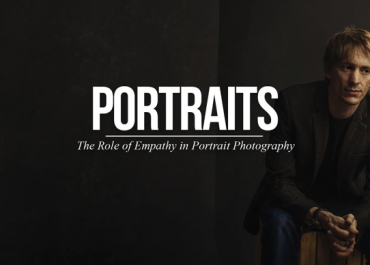 Portrait photography can be daunting, not only for you as the photographer but equally so for your subject, watch as Sean Tucker explains why empathy is a crucially undervalued skill for capturing that perfect shot.