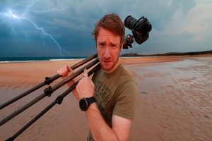 Photographing a Storm with Thomas Heaton