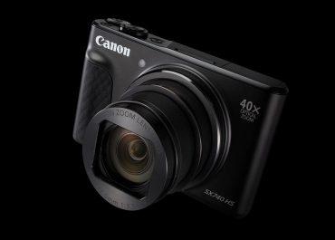 Canon PowerShot SX740 HS Feature Image