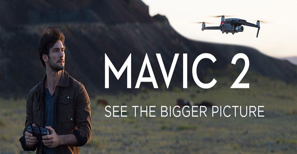 Meet the brand new and eagerly awaited additions to the DJI Mavic family, the new generation in DJI's compact and foldable Mavic series.