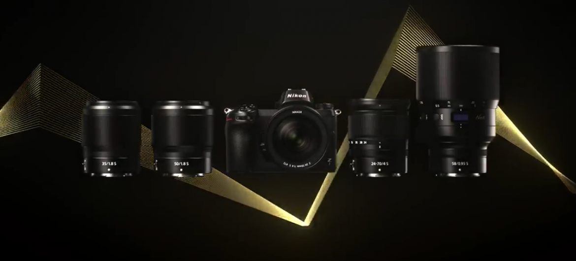 Just Announced; New Nikon Z Series of Mirrorless Cameras