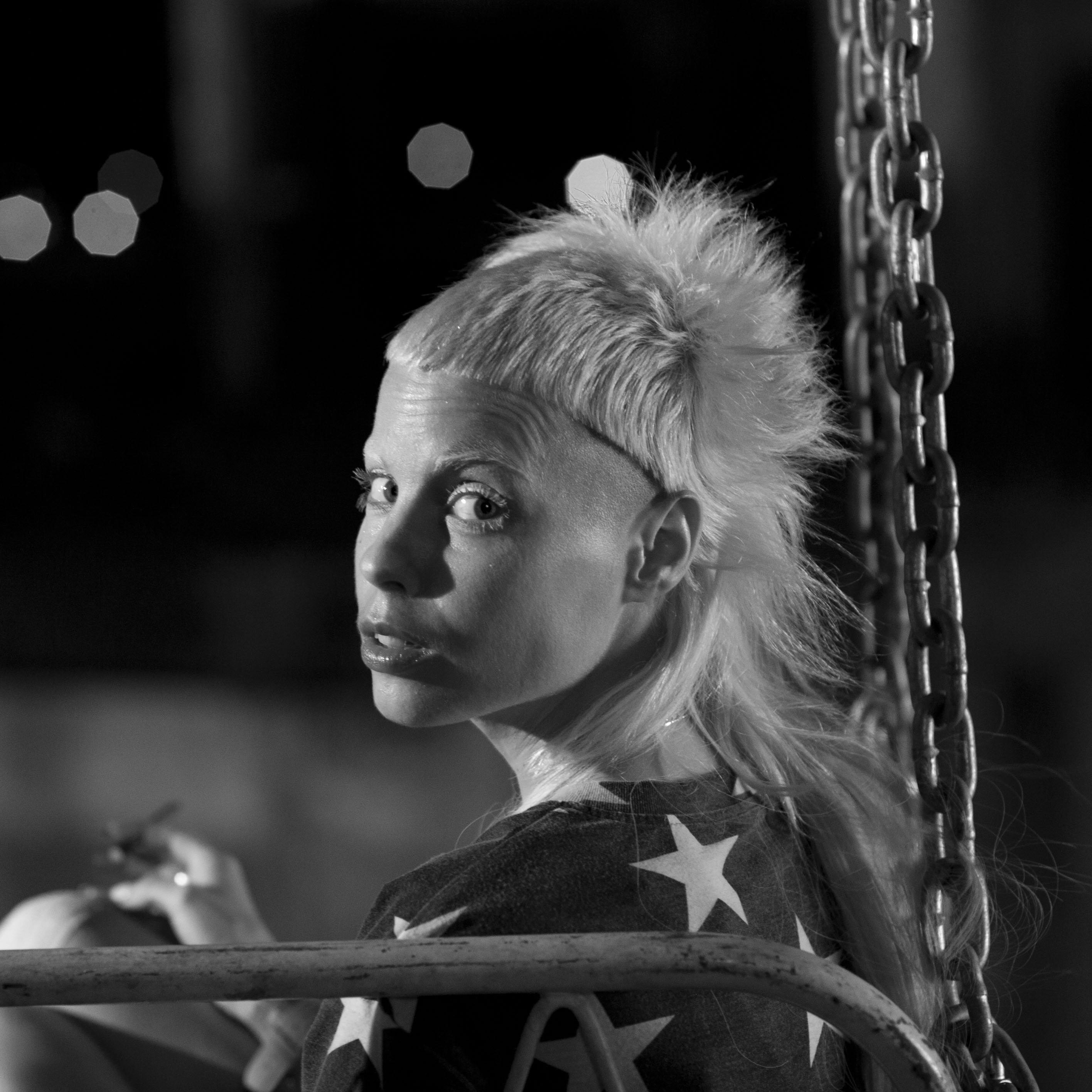 Stephanie Blomkamp Yolandi Visser portrait featured on Orms Connect
