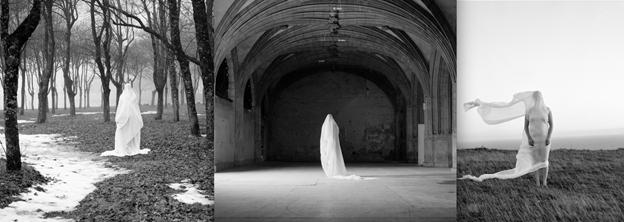 Stephanie Blomkamp's 'Shroud' series featured on Orms Connect