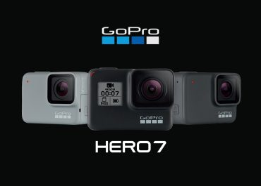 Moments ago GroPro announced their all new GoPro HERO 7 series, with three new GoPro's launching into the world.