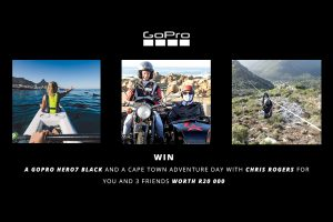 Win The Ultimate GoPro HERO7 Adventure Experience