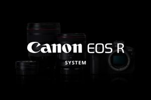 Just Announced: Canon EOS R System