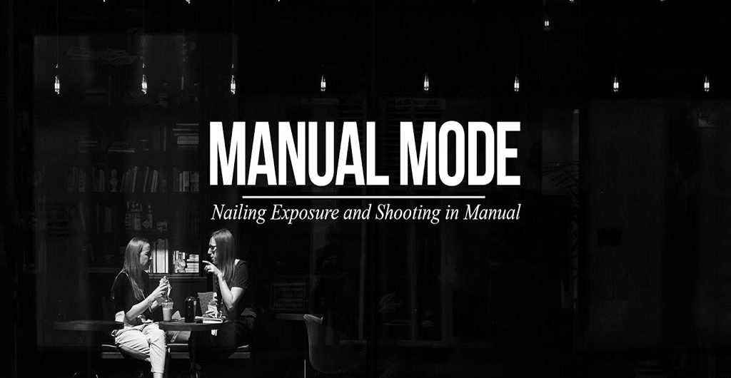 Sean Tucker is dropping some serious knowledge on us in his latest video showing how to take control of exposure using manual mode.