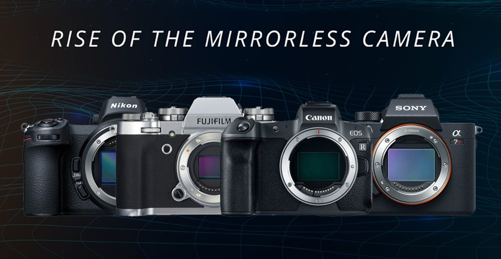 2018 has seen many of the biggest names in photographic equipment shifting their focus to providing their loyal users with innovative mirrorless systems.