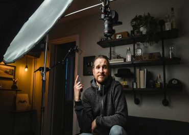 With the weekend ahead of us now's the perfect time to shift our focus to those DIY projects we've been neglecting, Peter McKinnon, shows us how to set up an easy overhead camera rig.