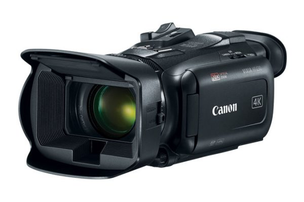 Canon comes into 2019 swinging with the announcement of their 4K consumer VIXIA HF G50 and if that announcement wasn't enough they've also added the element-proof VIXIA HF W10 and HF W11 models to the VIXIA lineup!