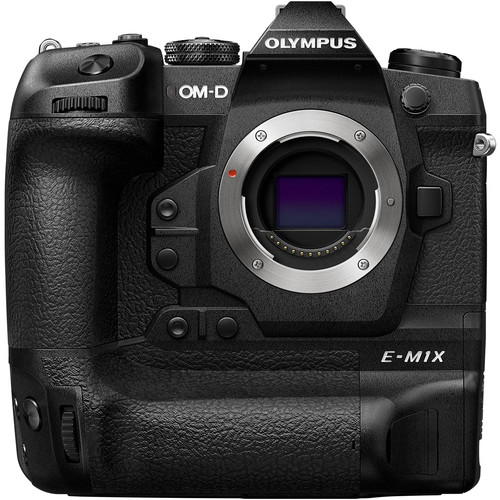 Starting 2019 with a bang, meet the Olympus OM-D E-M1X Mirrorless Camera built with professionals in mind and featuring a Four Thirds sensor.