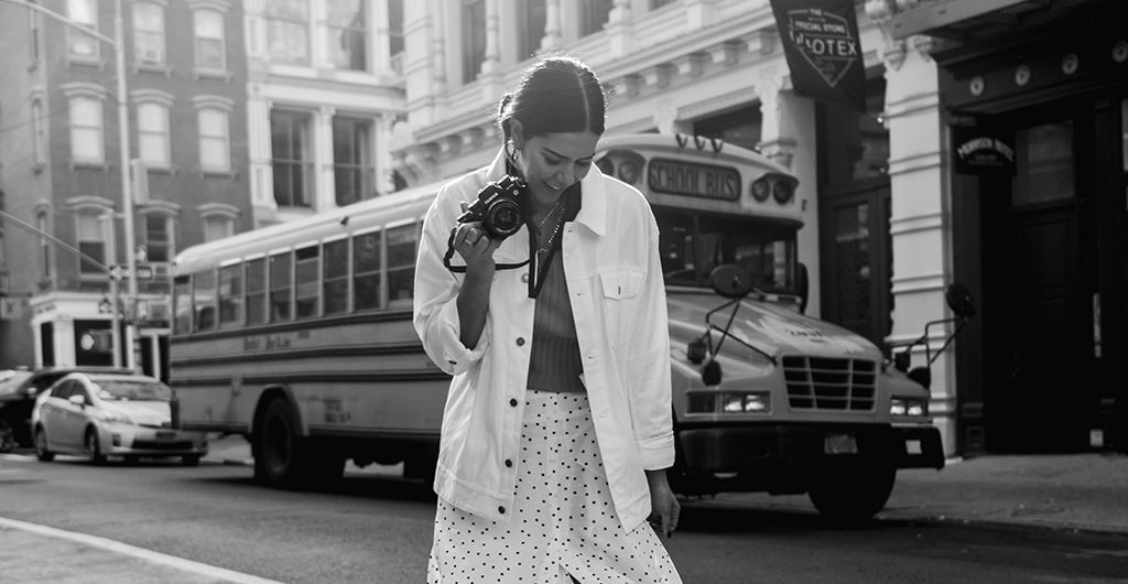 Niquita Bento reviews the Fuji X-T3 in New York