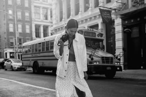 Niquita Bento Takes The New Fujifilm X-T3 For A Spin In New York