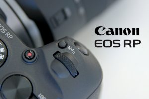 Just Announced; Meet The All New Canon EOS RP
