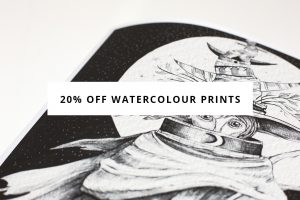 Orms Print Room & Framing: 20% Off Epson Watercolour Fine Art Printing