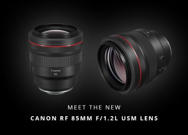 Canon RF 85mm f/1.2L USM Your New Go-To Mirrorless Portrait Lens