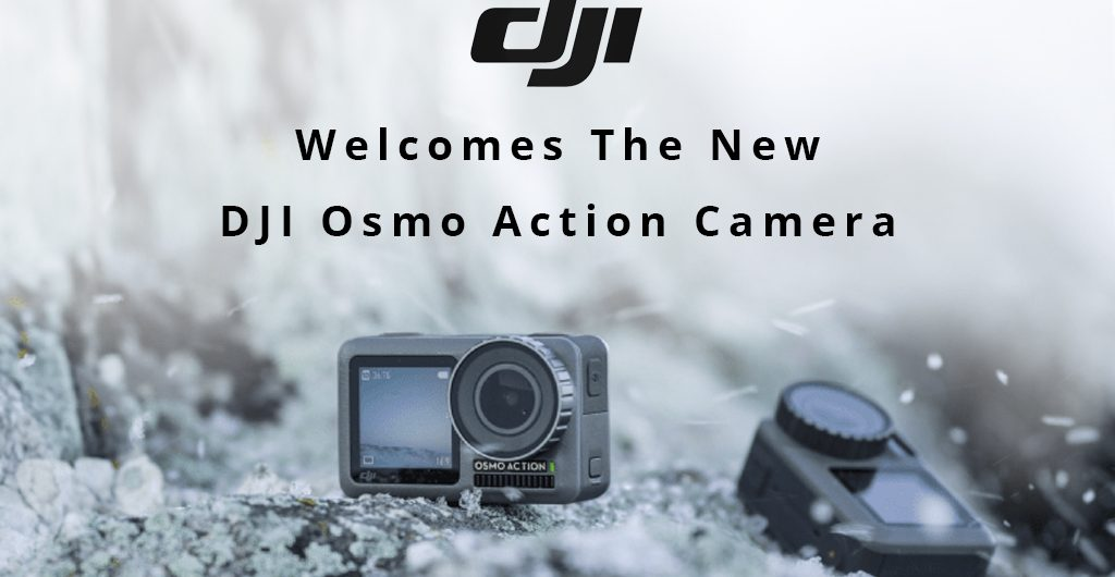 Meet the all-new DJI Osmo Action Camera, created with the thrill seeker in mind and designed to make creating goose-bump inducing content as easy as can be.