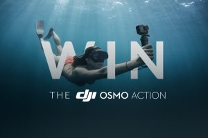 Win a DJI Osmo Action Camera