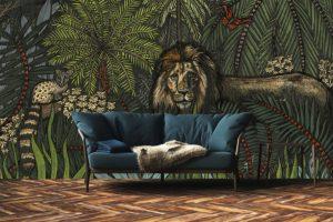 Katie Lund's Creative Journey To Our Artist Wallpaper Range