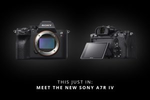 This Just In: Meet the New Sony Alpha A7R IV