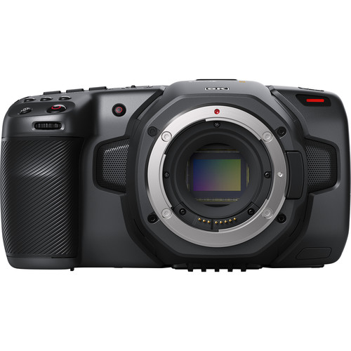 Blackmagic Announces New Pocket Cinema Camera 6K