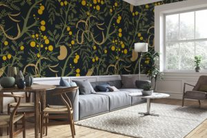 Meet The Artists Behind Our Exclusive Wallpaper Range: Frances White