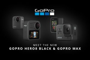 Meet The New GoPro HERO8 Black & GoPro MAX