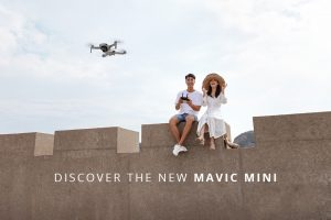 The DJI Mavic Mini Is Here