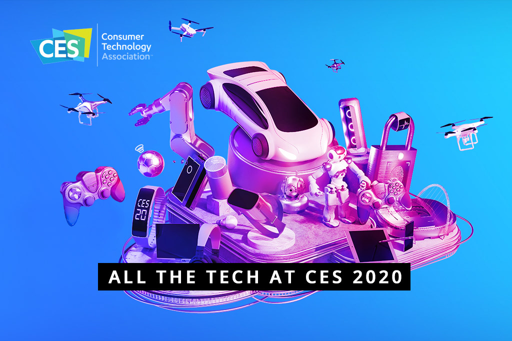 All The Tech at CES 2020