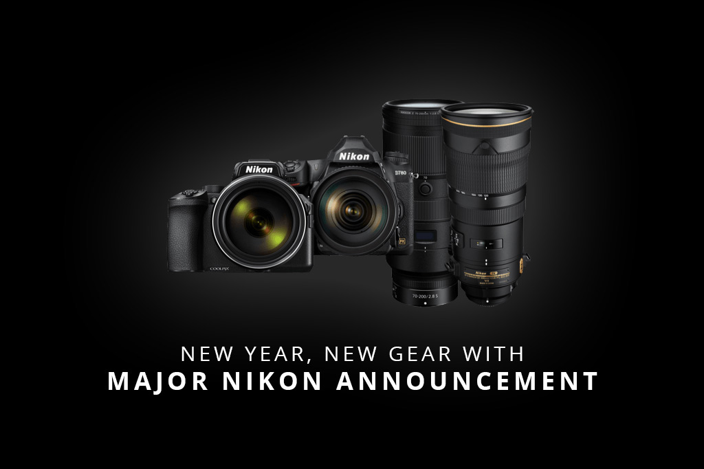New Year, New Gear With Major Nikon Announcement