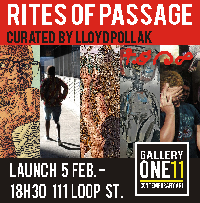 Rites Of Passage | Group Exhibition at Gallery One11 | Curated by Lloyd Pollak