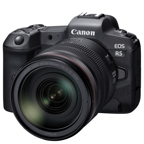 Canon continues improving their creative game with the announcement of the Canon EOS R5, a full-frame mirrorless camera built on the EOS R system.