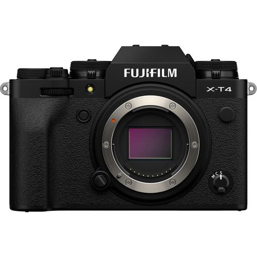 Fujfilm X-T4 Just Announced