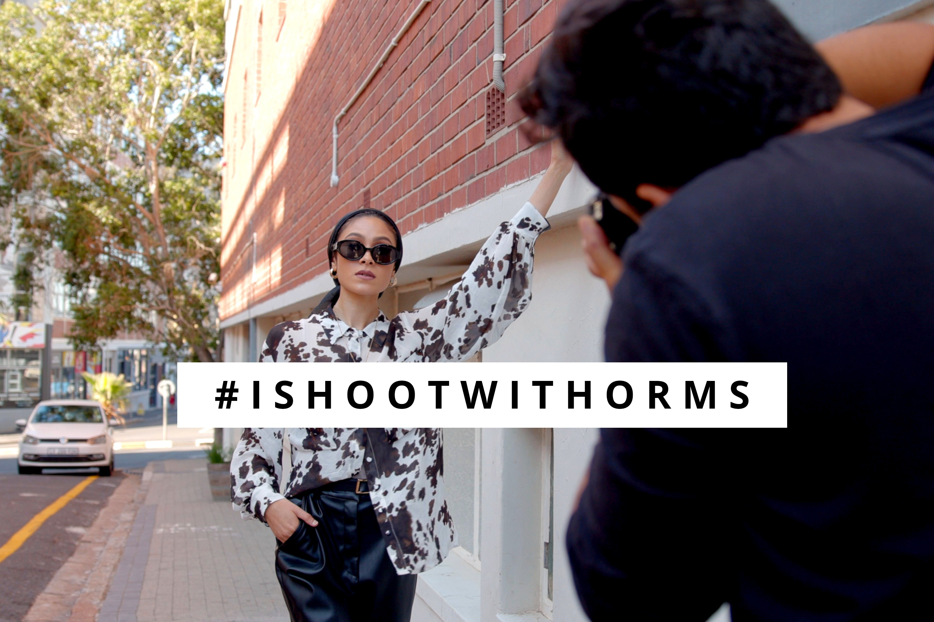 Nabilah Kariem & Sulaiman Peck On Their Creative Partnership | #ISHOOTWITHORMS