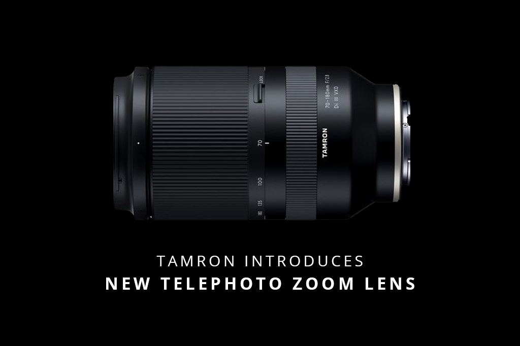 Tamron Introduces New Telephoto Zoom Lens