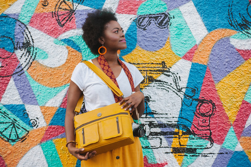 Lens Love Heidi Camera Handbag