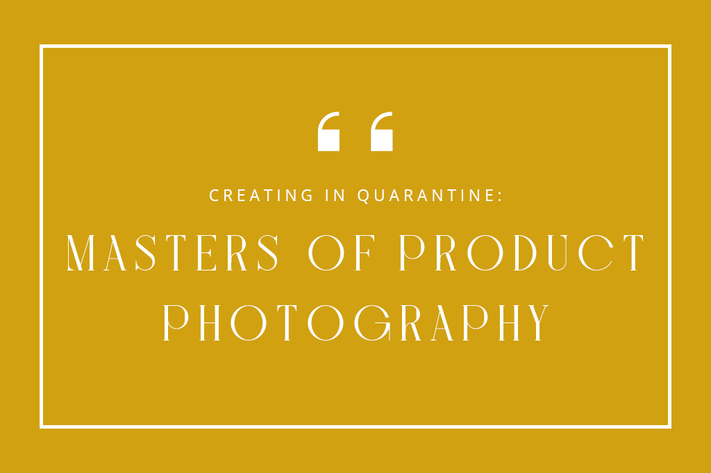 Study Session: Masters of Product Photography