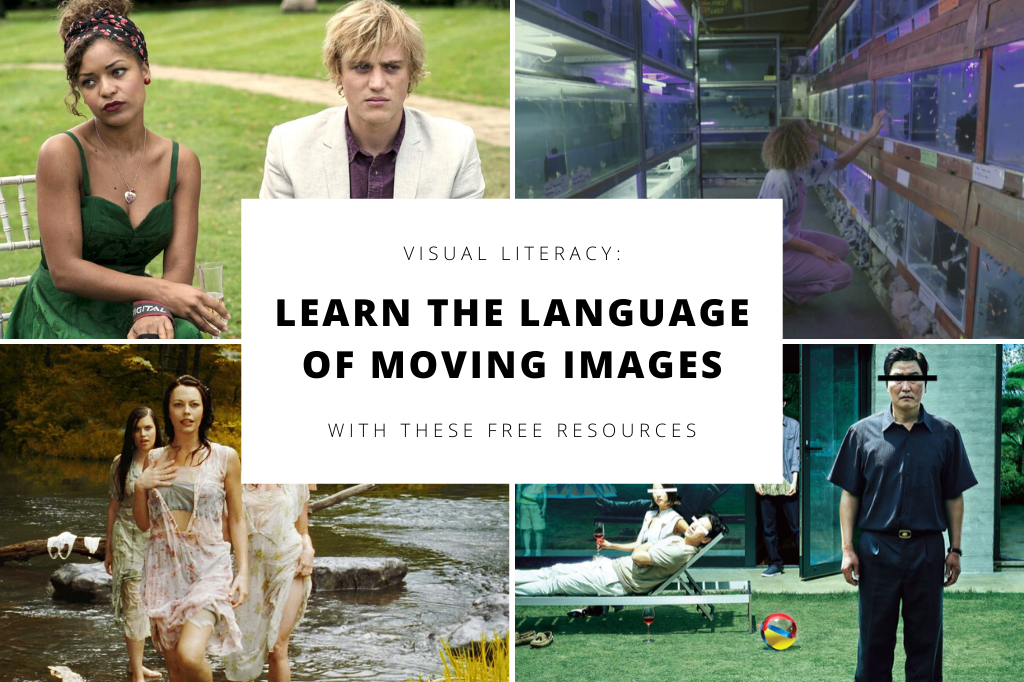 Visual Literacy: Learn the Language of Moving Images with These Free Online Resources