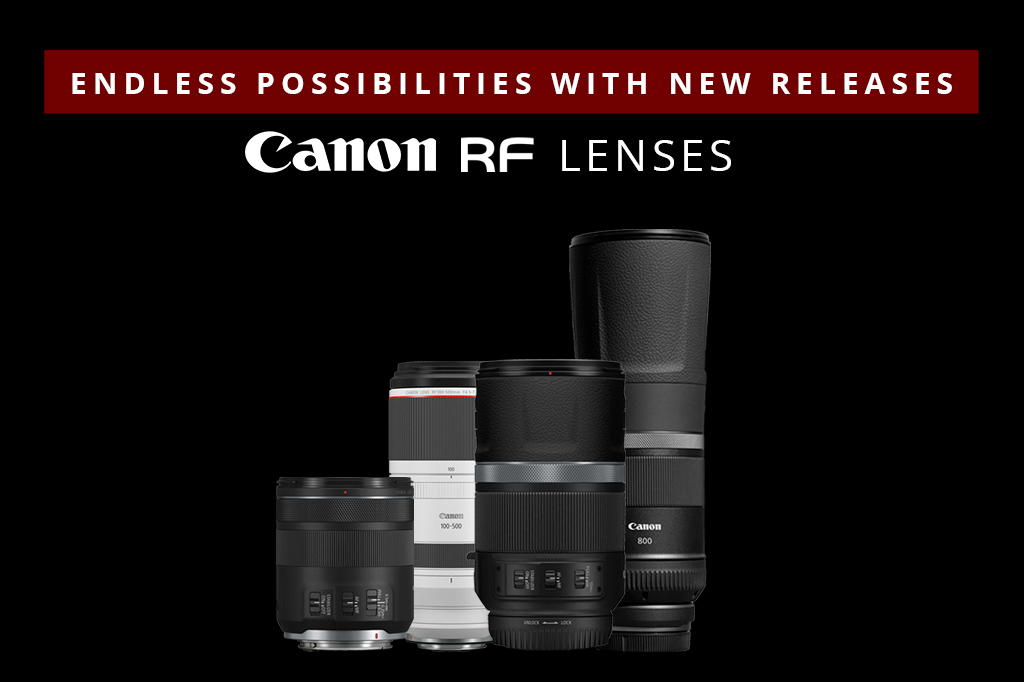Endless Possibilities With New Canon Releases