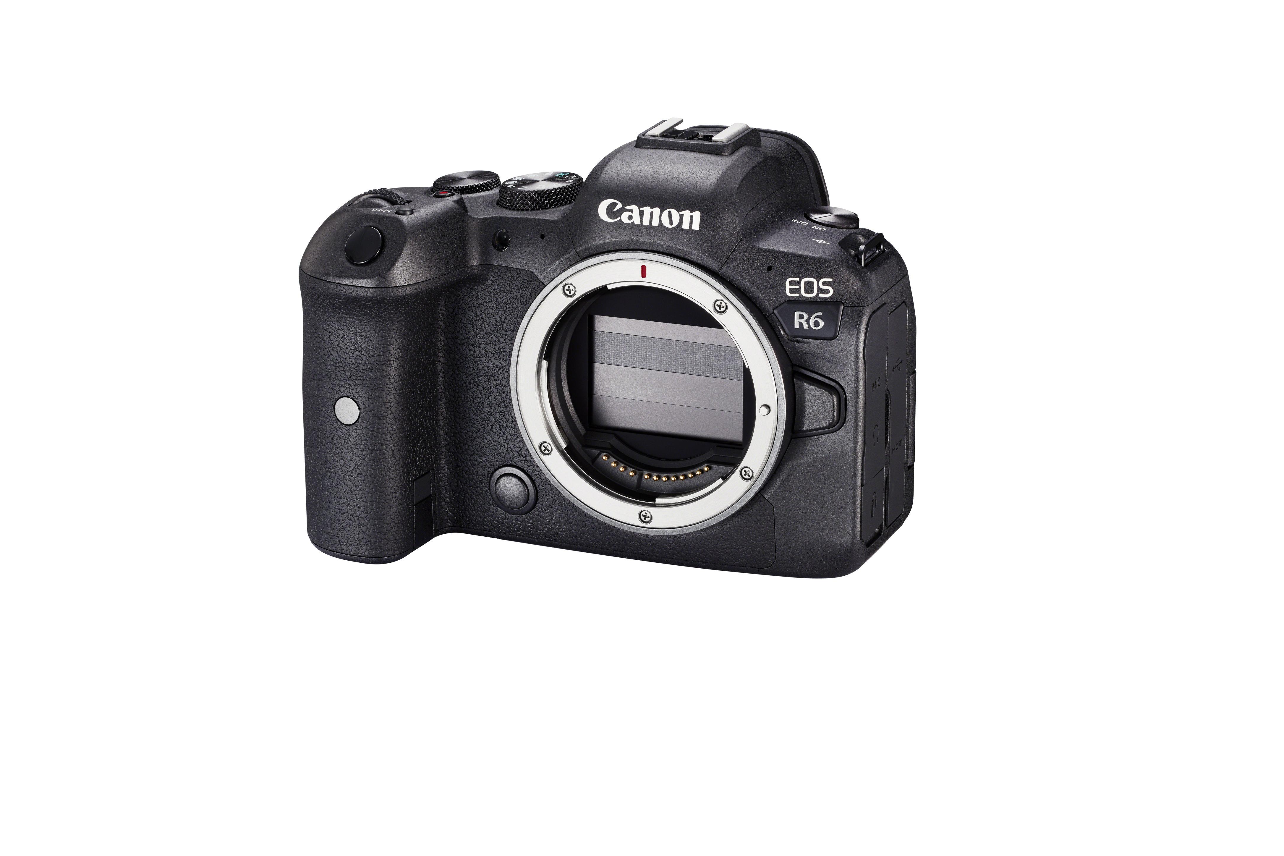 Canon EOS R6 Image 1
