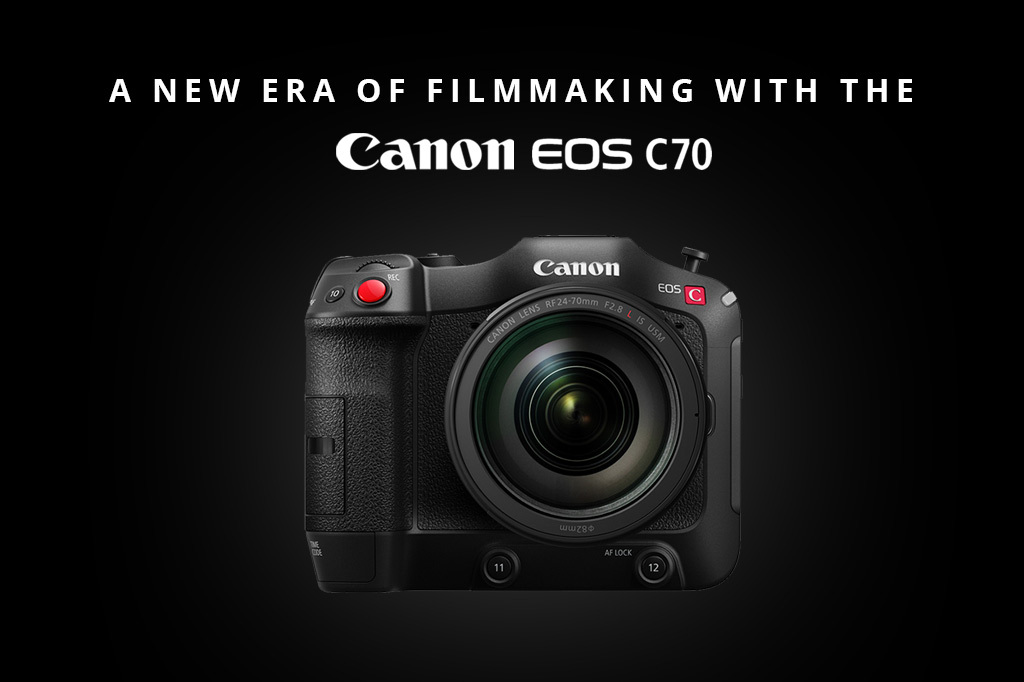The Canon EOS C70 Ushers In A New Era Of Filmmaking With DCI 4K 120 FPS Video Shooting