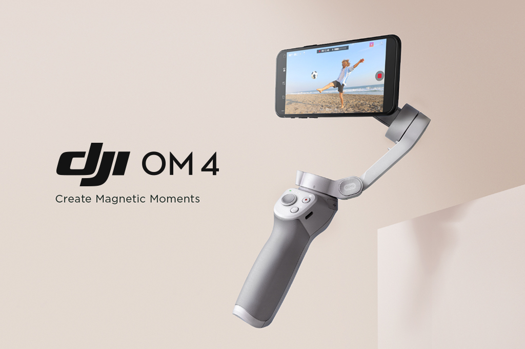 DJI OM 4 Changing The Way We Create