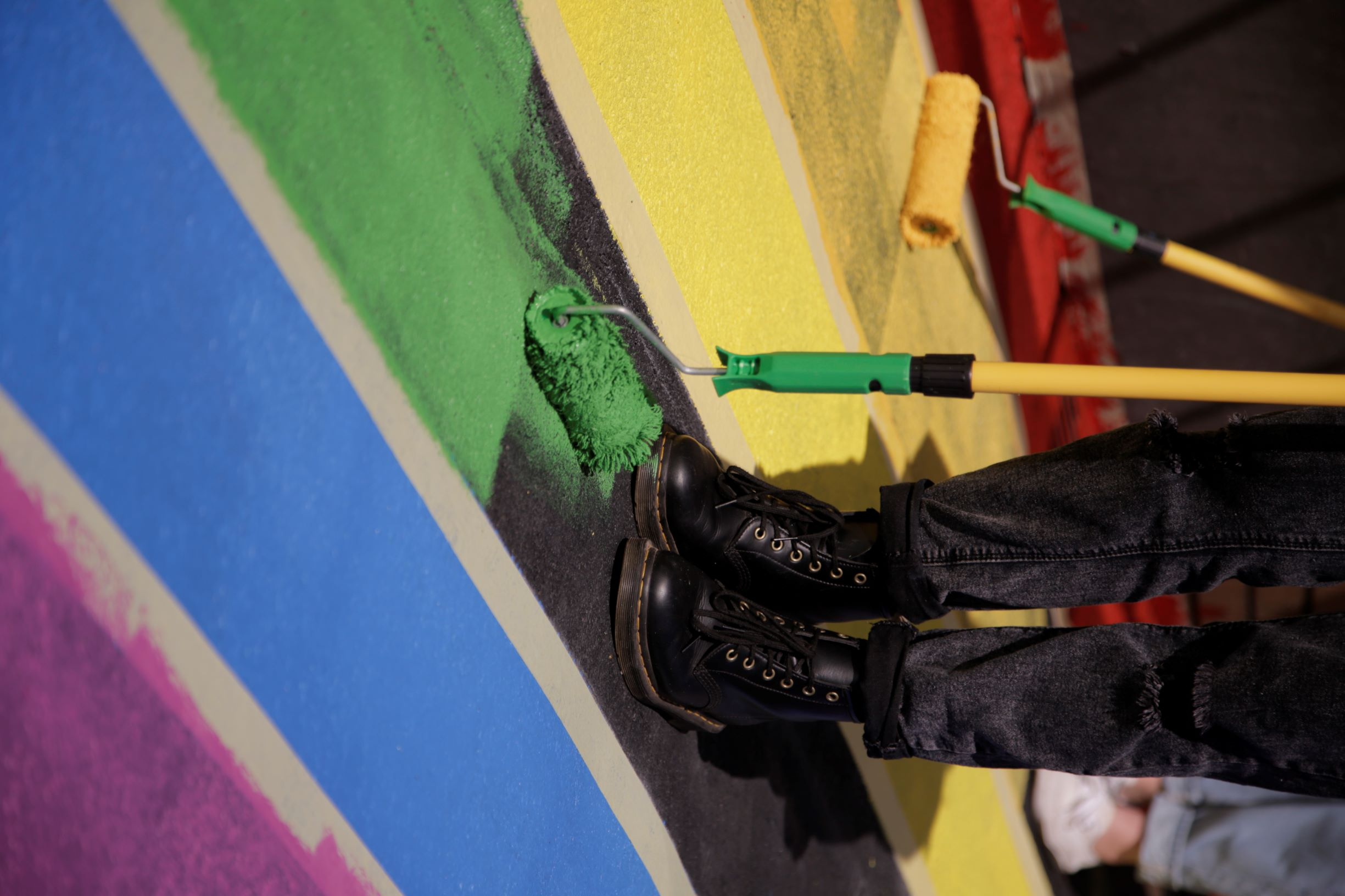 pridewalk painting docs