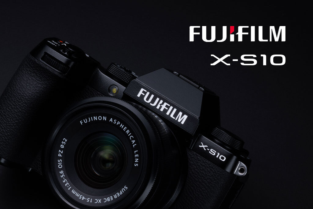 The Fujifilm X-S10 Makes Capturing Images Even Easier For Hobbyist Creatives
