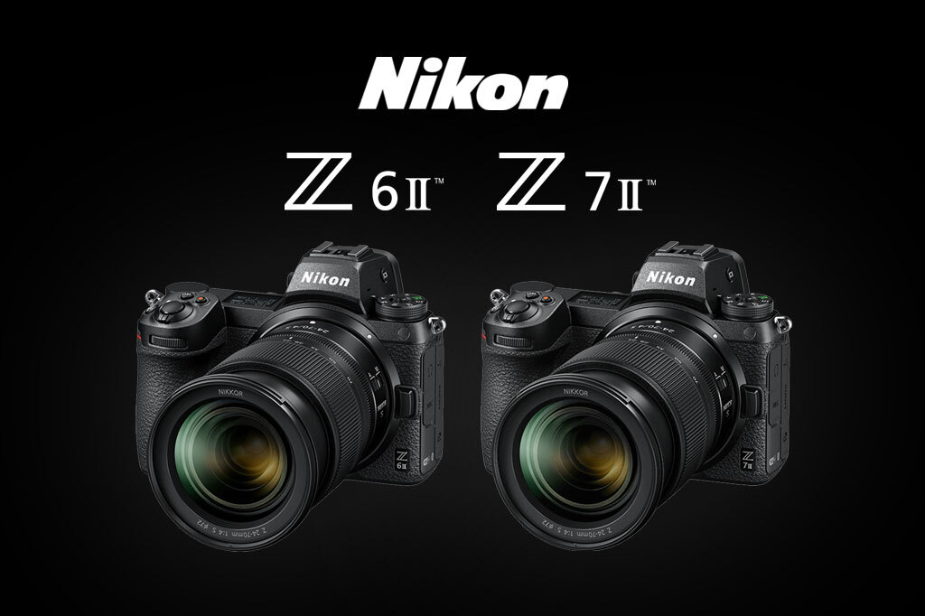 The New Nikon Z 6II And Z 7II Improve Upon Nikon's Existing Mirrorless Lineup